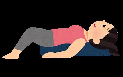 【自宅でできる】ストレッチポールで姿勢を矯正する1日15分間方法