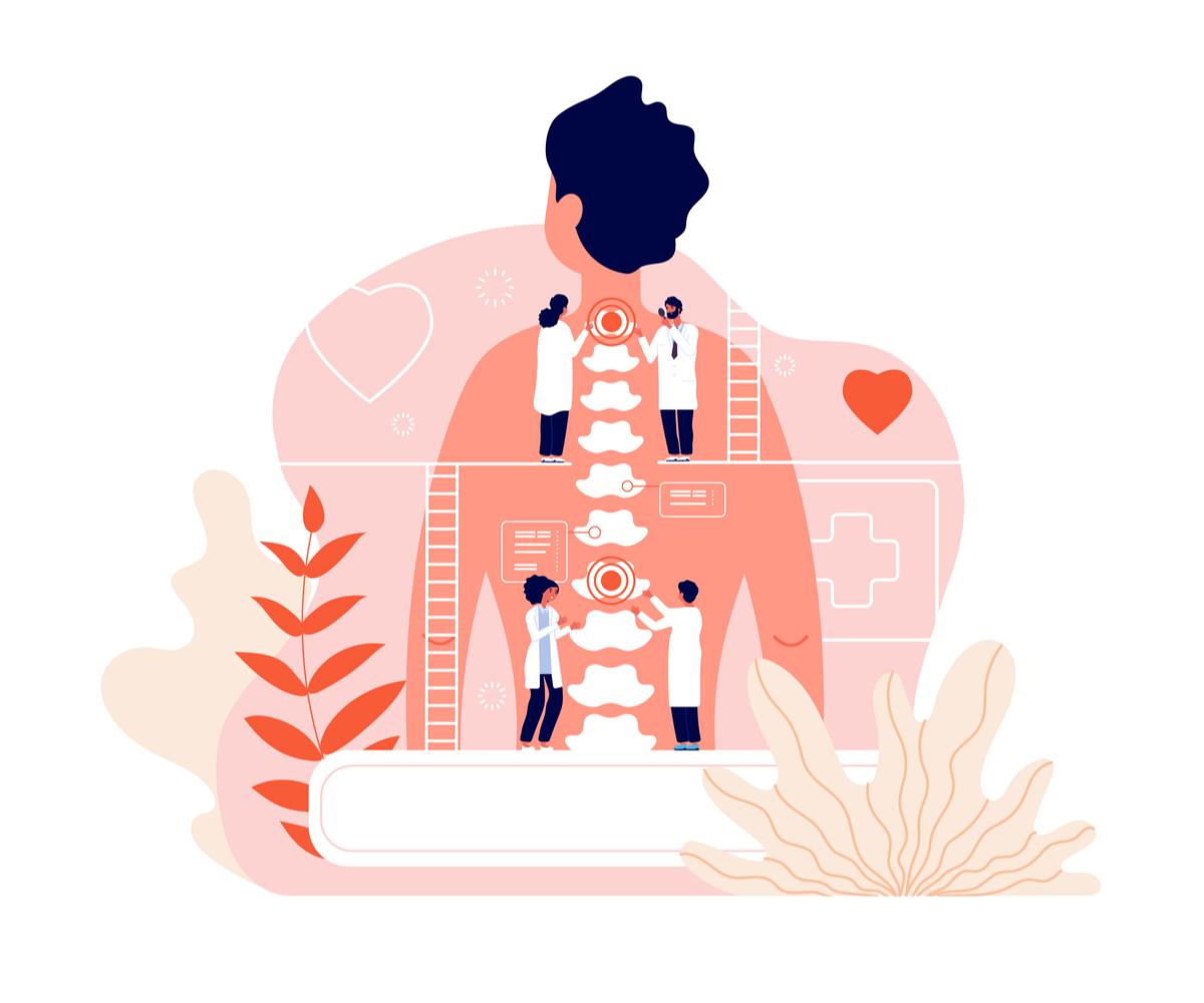 【付け方が大切】腰痛ベルトには2つの役割があります
