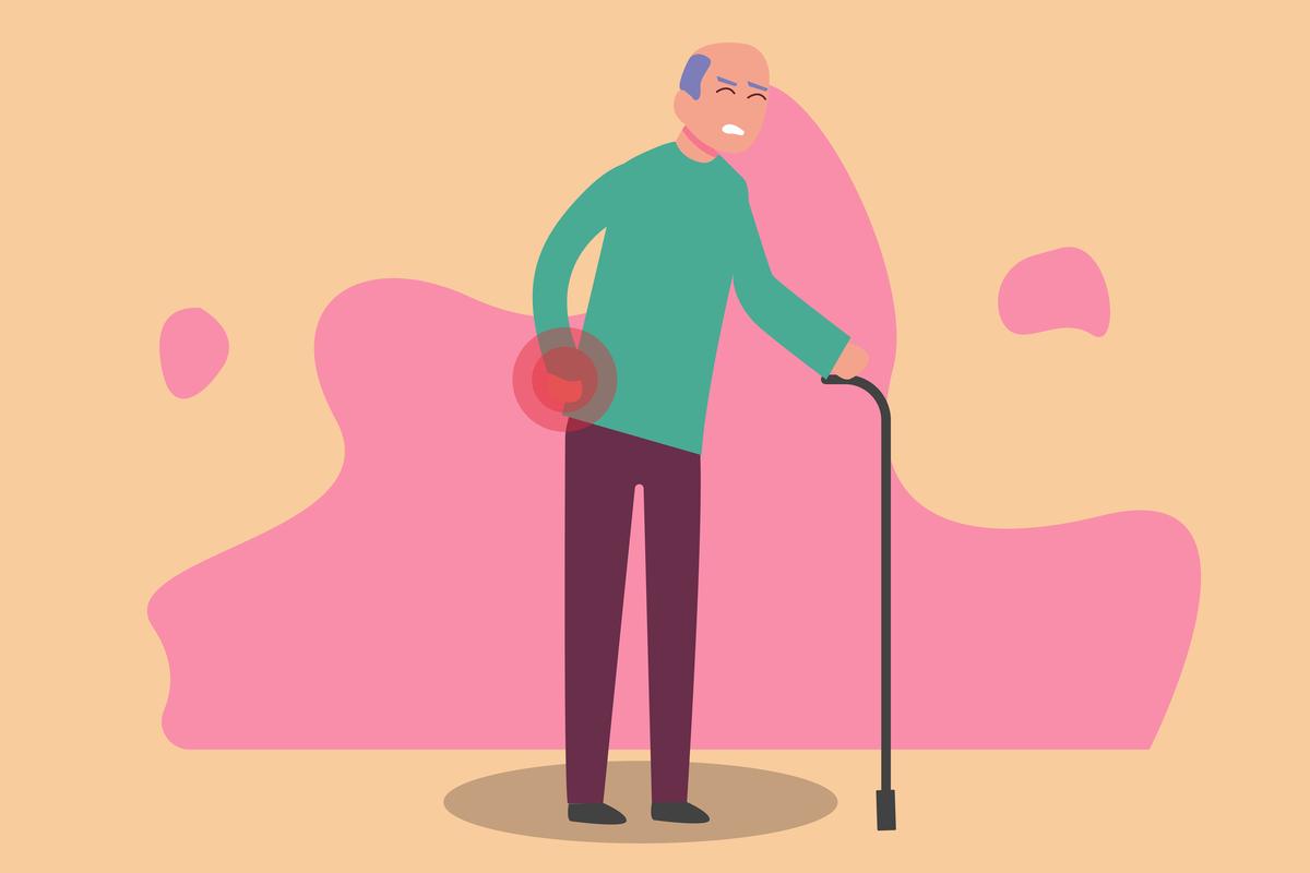 腰痛で長距離歩けないと困ったら!脊柱管狭窄症を疑おう