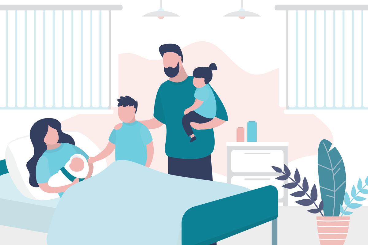 産後の腰痛対策!理想的な寝方と避けるべき寝方【仰向けがベスト!】